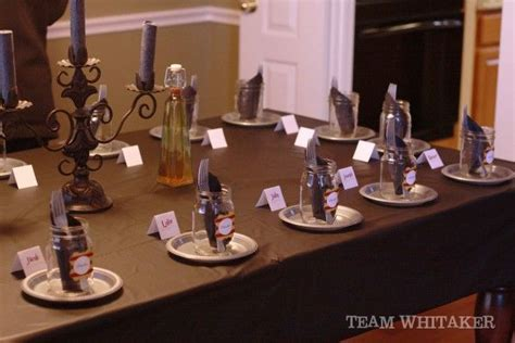 harry potter table l harry potter table setting harry potter birthday party