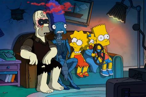 Top Ten 'treehouse Of Horror' Segments  Nerd Reactor