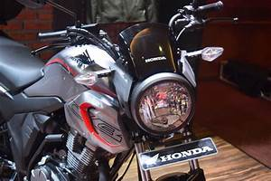 Modifikasi Honda Cb Verza
