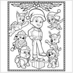 pat patrouille 35 dessins anim 233 s coloriages 224 imprimer