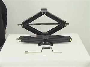 Ultra-fab Ultra Scissor Jacks - 30 U0026quot  Lift - 6 500 Lbs