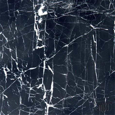12x12 quot china black marble tile with white vein polished