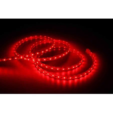 Rope Lights At Walmart by Time 19 6 Led Rope Light 240 Count Walmart