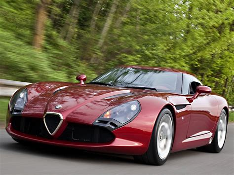 Alfa Romeo Tz3 Stradale Photos