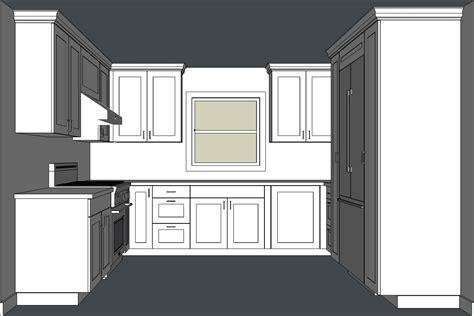 designing kitchen cabinets  sketchup popular