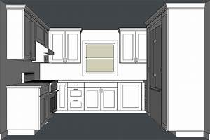 Designing Kitchen Cabinets with SketchUp - Popular