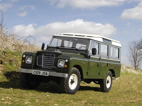 land ro land rover timeline influx