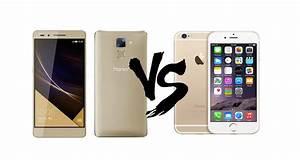 Iphone 7 Comparatif : honor 7 vs iphone 6 comparatif des fiches techniques ~ Medecine-chirurgie-esthetiques.com Avis de Voitures
