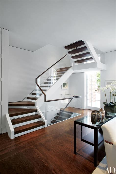 Glass Banisters For Stairs by 15 Striking Modern Staircases Staircases Modern