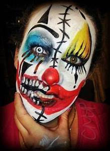 Clowns and Neon on Pinterest