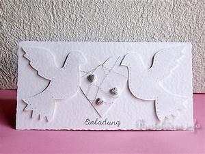 Hochzeitskarte Basteln Vorlage : einladungskarten basteln hochzeit hochzeitskarte ~ Frokenaadalensverden.com Haus und Dekorationen