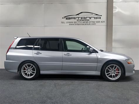 Mitsubishi Lancer Evo 9 For Sale by Mitsubishi Lancer Evolution Ix Evo 9 Wagon For Sale In