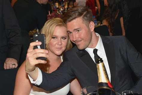 amy schumer and husband amy schumer describes how she met her chicago beau in her