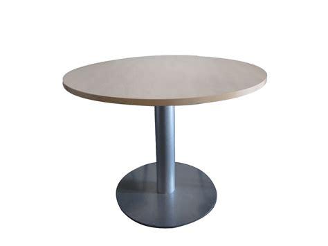 table ronde de bureau table pied quot tulipe quot 120 cm adopte un bureau