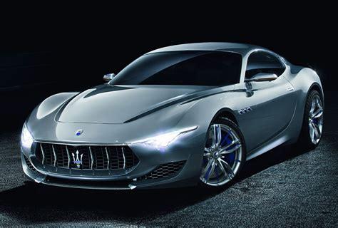 Quick Look At The Maserati Alfieri Concept