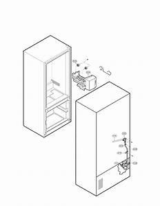 Ice  U0026 Maker Parts Diagram  U0026 Parts List For Model