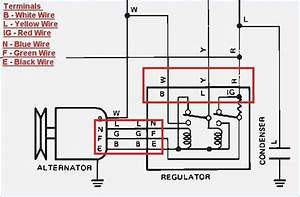 1982 Toyota Tercel Alternator Wiring Diagram