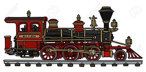 Steam Engine Drawing At Getdrawings.com