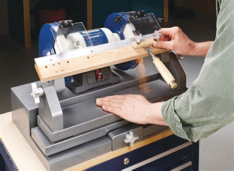 multi purpose sharpening station woodworking project