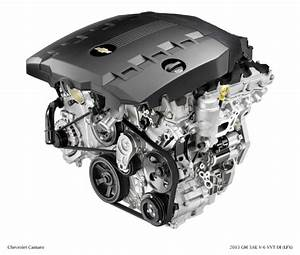 New 2010-2014 Camaro V6 Engine Cover Oem