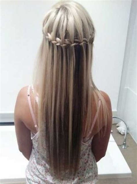 hairstyles for long hair with plaits hair plaits for long hair