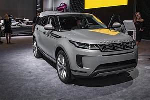 2020 Land Rover Range Rover Evoque Pictures  Photos