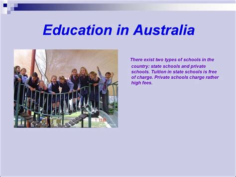 education  australia prezentatsiya onlayn