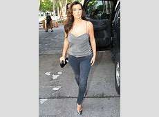 Kim Kardashian is back to herself after THAT Catwoman