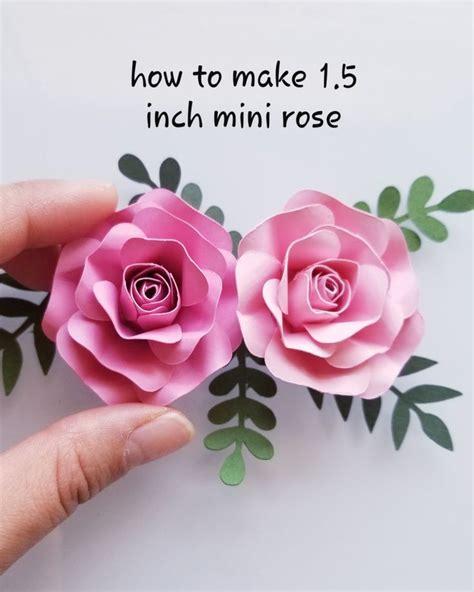 arts crafts  crystel canela paper flowers craft