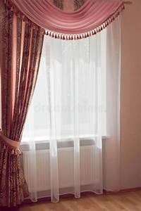 Les 3 Suisses Rideaux : dise o de la ventana las cortinas rosadas con cubren ~ Teatrodelosmanantiales.com Idées de Décoration