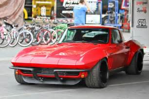 c3 corvette fender flares this car is nuts