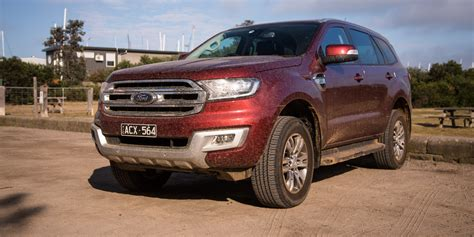 ford trend 2016 ford everest trend review caradvice