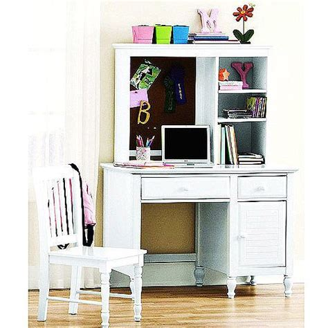 white desk with hutch walmart collection desk with hutch and chair value bundle white