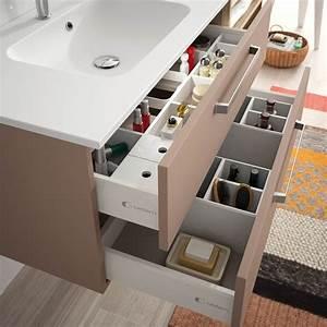 amenagements de tiroir meubles de salle de bains With amenagement interieur tiroir meuble salle de bain