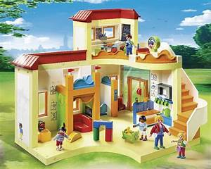playmobil 5567 city life sunshine preschool amazoncouk With good dessin plan de maison 16 maison moderne playmobil 5574 images