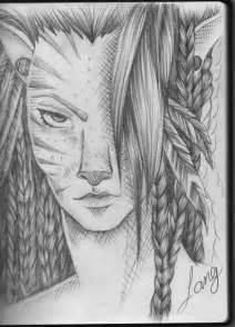Avatar Movie Drawings