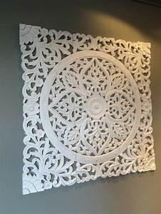 Holz Ornament Wand : ornament bild aus holz zu finden bei richhome dekoration accessoires pinterest holz ~ Whattoseeinmadrid.com Haus und Dekorationen
