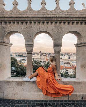 Budapest - Paris of the East — Signe Mengote   Budapest ...