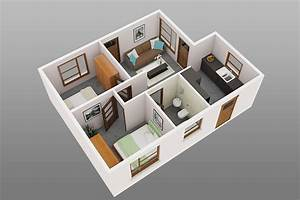 2 bedroom 1 bathroom family home affordable housing With new home bedroom designs 2
