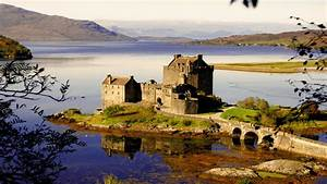 Beautiful Eilean Donan Castle HD Wallpaper Wallpapers ...