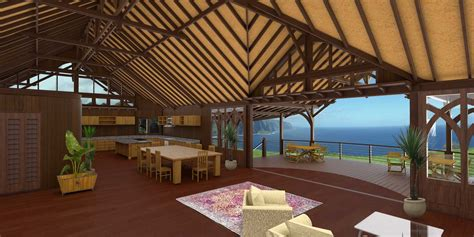 Bali Home Design Ideas by 3d Walkthrough Of Our Bali Style Prefab Wooden Homes
