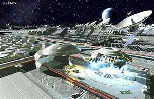 KAGAYA SPACE Lunar base
