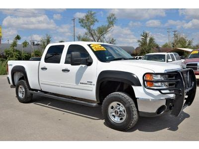 how does cars work 2008 gmc sierra 2500 electronic toll collection sell used 2008 gmc sierra 2500hd sle 4wd crew cab work truck grill bedliner pwr mirrors tx in
