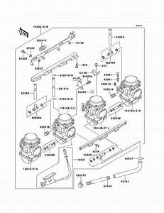 Wiring Diagram Electrical Of Kawasaki Klt 200