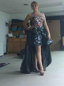 Trash bag dress | DIY & Crafts that I love | Pinterest ...