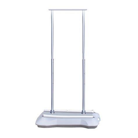 outdoor retractable banner stand with banner by affordable displays
