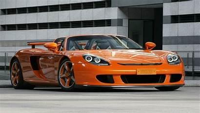 Exotic Cars Wallpapers Sports Porsche Gt Carrera