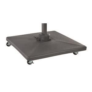 pied pour parasol d 233 port 233 de 70 kg en ciment et pvc