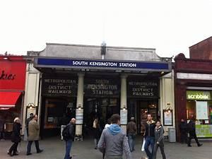 Tube update: South Kensington, Knightsbridge and Sloane ...