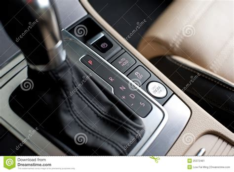 Start Stop Button Auto Hold Stock Image